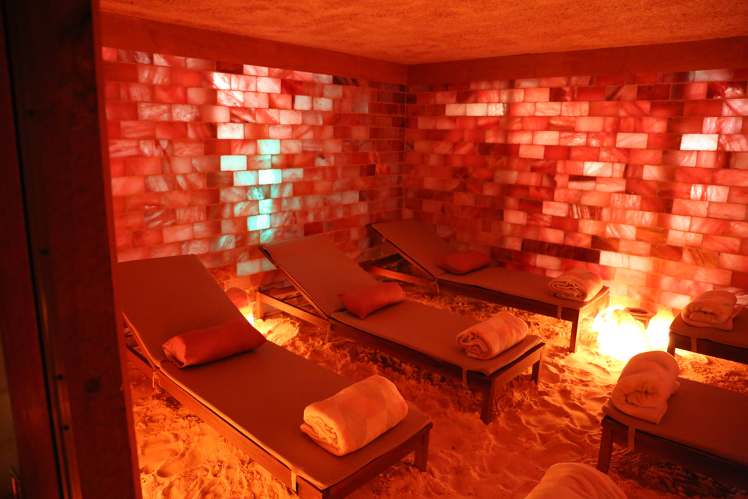 Salt Cave Halotherapy B
