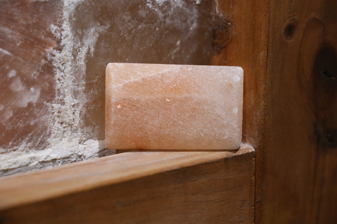 Himalayan Rock Salt Bar